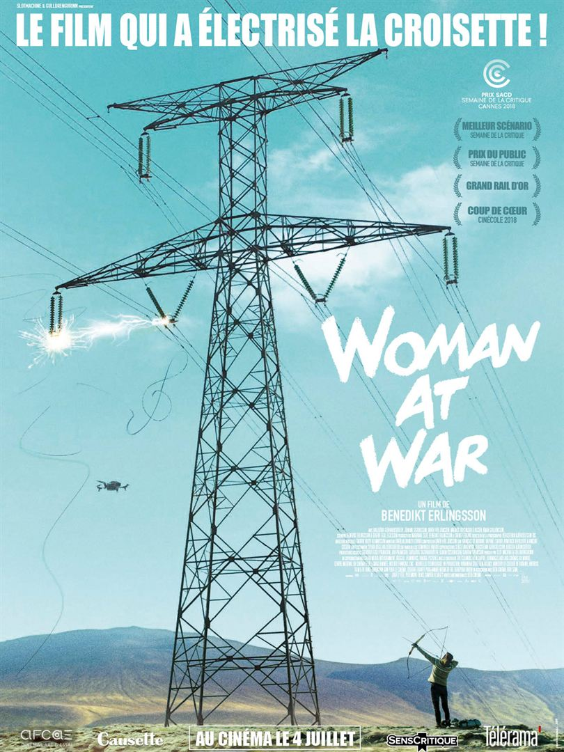 aide enseignant film Woman at war