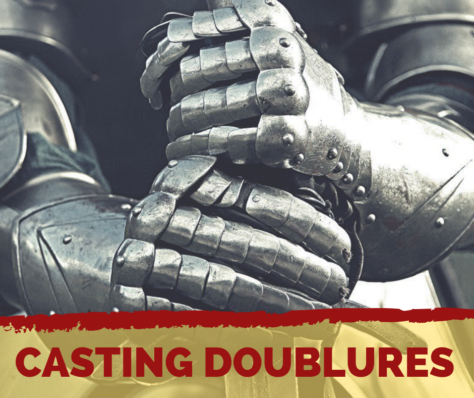Casting DOUBLURES IMAGE