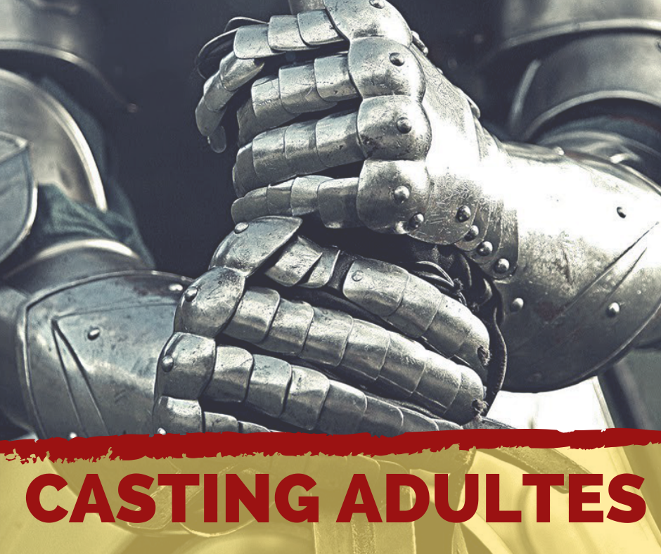 CASTING ADULTES